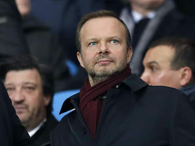 Manchester United confirm Ed Woodward will be stepping down