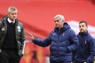 Mourinho takes swipe at Solskjaer after 'another season without trophies'