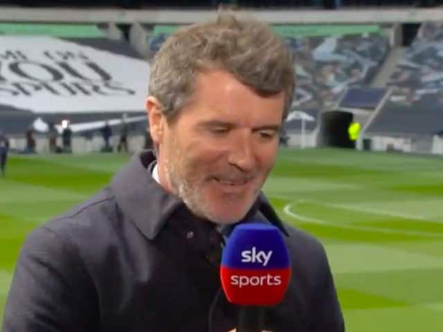 (Video) Roy Keane's hilarious reaction to in-form Jesse Lingard's goal celebration