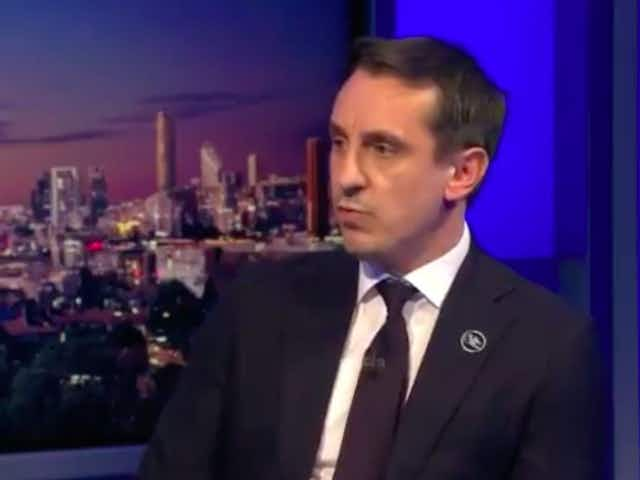 """(Video) """"They are scavengers"""": Gary Neville wants Glazers 'booting out' of Manchester United"""