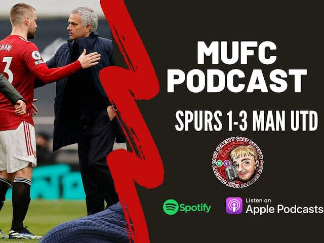 Strettycast #109 – Solskjaer laughs off pathetic Mourinho