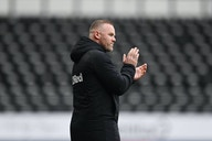 Wayne Rooney's Derby County hang on to Championship status
