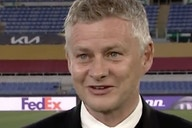 (Video) Ole Gunnar Solskjaer expecting good performance from Donny van de Beek