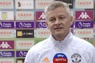 (Video) Solskjaer heaps praise on Man United for one key attribute
