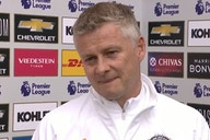(Video) Solskjaer excited to see 'goal threat' debutant vs Leicester City
