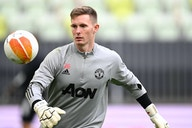 Dean Henderson set to start the new season as Manchester United's first choice keeper