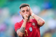 Bruno Fernandes explains why he doesn't take all set-pieces for Portugal