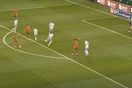 (Video) Bruno Fernandes' highlights for Portugal vs. Israel