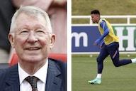 Sir Alex Ferguson gives his verdict on Jadon Sancho