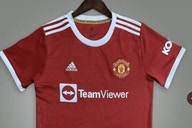 (Photo) Manchester United's home shirt for 2021/22 does the rounds online