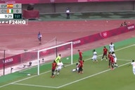 Video: Eric Bailly scores opener against Spain in Olympics quarter-final
