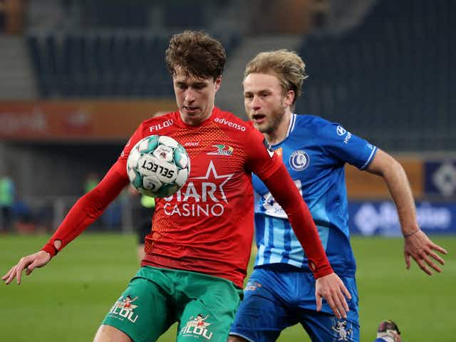 """Congrats Jackie Boy,"" Oostende Delight as Celtic's Jack Hendry named Best Player in Belgian Pro League"