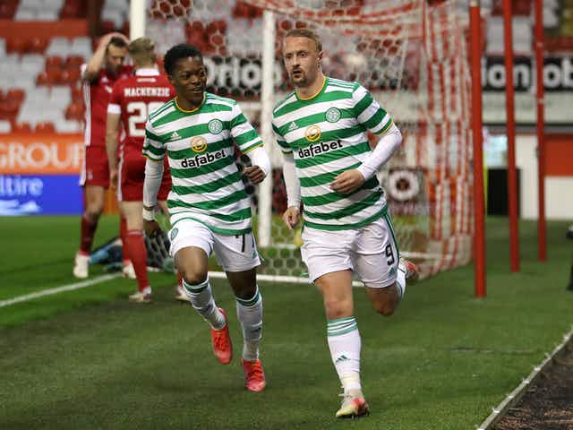 Griffiths to the Rescue as Mariah Lee Grabs the Glory for Celtic in Crucial win over the Rangers