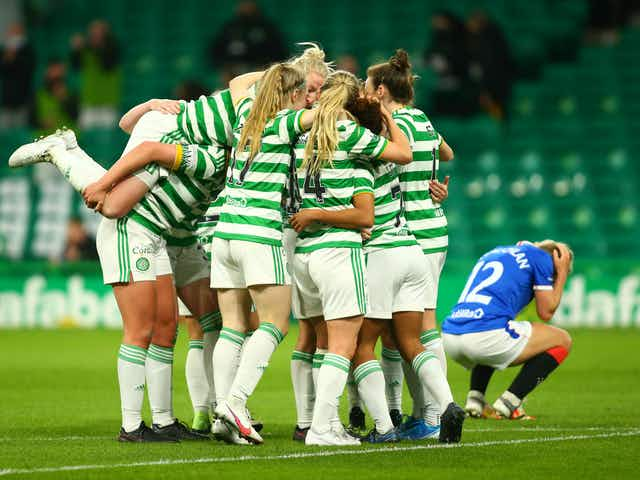 Celtic 1 Rangers 0 – Hail Hail Mariah Lee, Full of Grace, Class and No Little Composure
