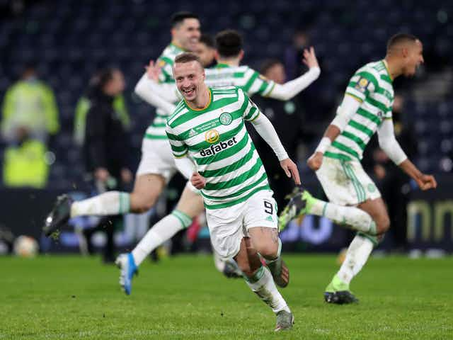 Pundit says Leigh Griffiths has a lot to offer Celtic but makes fitness claim