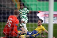 """""""Will only go from strength to strength""""; fans react to Karamoko Dembele's first goal for Celtic"""