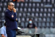 Maurizio Sarri Holds a Promising Career Managerial Record Against AS Roma