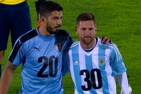 Messi Y Suarez Promocionaron La Candidatura Para Organizar El Mundial 2030 Onefootball