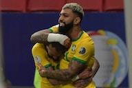 """Dorival Júnior apoia Neymar e Gabigol no ataque da Seleção: """"Eles se completam"""""""