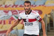 Flamengo: Thiago Maia tem evolução acima da média, mas ainda não há prazo de retorno