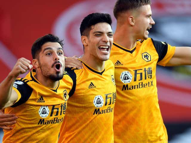 Wolves de Raúl Jiménez, 'campeones' de la Premier League