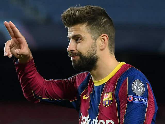 ¿Jugará Piqué esta noche la final de Copa ante el Athletic?