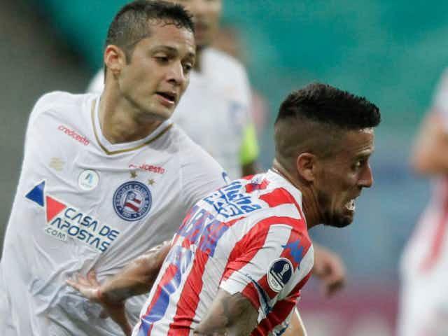 Bahia e Anderson Martins encaminham rescisão contratual