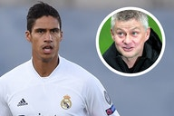 Real Madrid e Manchester United avançam em negociação por Varane