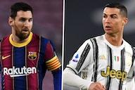 Encontro entre Messi e Cristiano Ronaldo pode ocorrer no mês de agosto, em evento pré-temporada