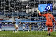 El pedido de disculpas del Kun Agüero tras el penal ante Chelsea