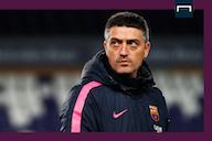 El Barça despide a García Pimienta, entrenador del filial