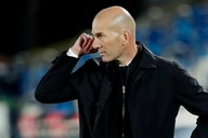 Zidane adamant LaLiga failure won't constitute a 'bad season'