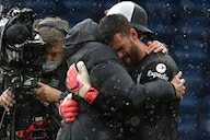 Klopp reveals his role in dramatic Alisson winner against West Brom