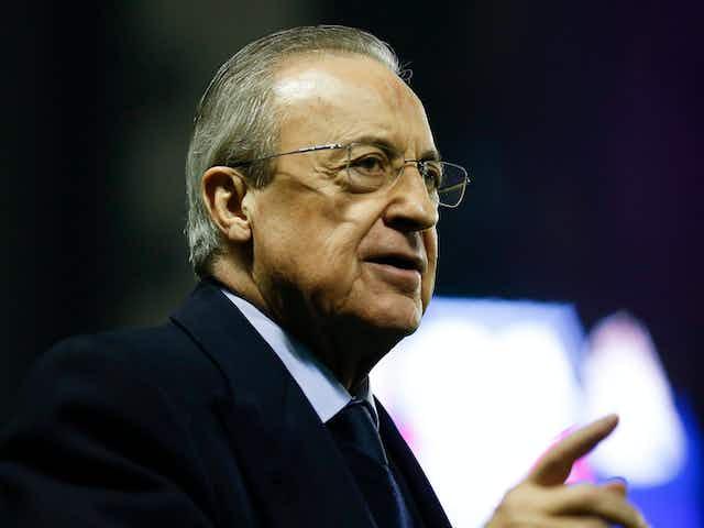 European Super League: We are doing this to save football, says Florentino Perez