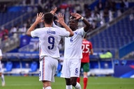 Pogba addresses rumours of Mbappe-Giroud tension, reveals latest on Man Utd future