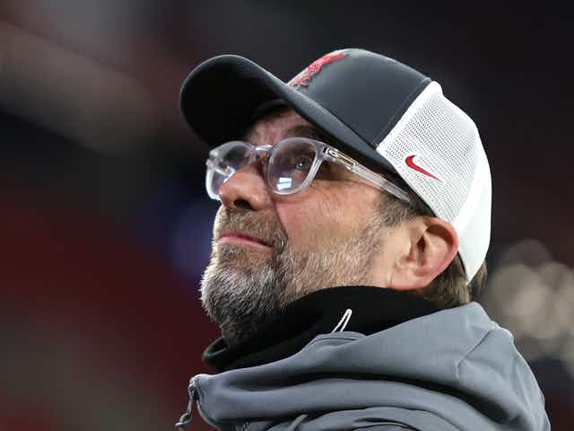 Klopp accepts empty Anfield is a 'problem' but challenges Liverpool to believe