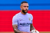 Depay convinced he can form partnership with 'compatible' Messi and Aguero