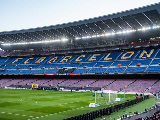 European Super League: Barcelona insist 'great changes' needed in football after joining breakaway