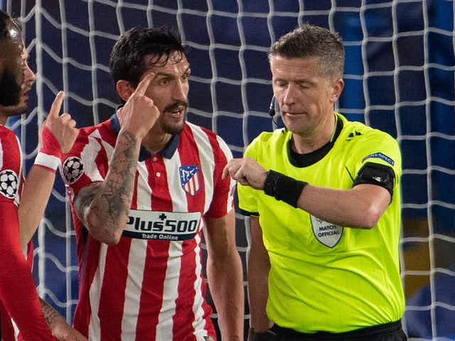 Savic receives four-game UEFA ban following Chelsea red card