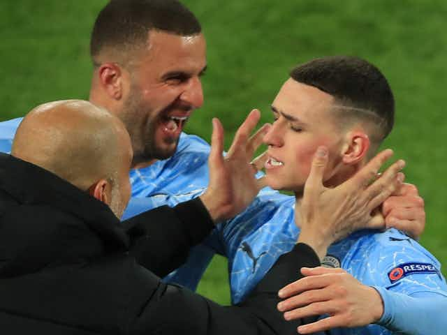 Foden stops history repeating for Guardiola and Man City