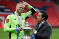 Leicester's FA Cup triumph 'what dreams are made of' for Schmeichel