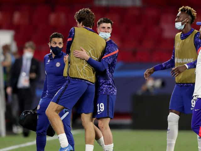 Chelsea 'ready for anyone' in Champions League semi-finals – Mount