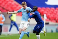 Familiar foes: Man City and Chelsea get set for latest Champions League final rehearsal