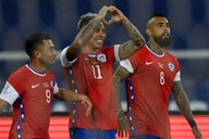 Argentina 1-1 Chile: Vargas salvages a point after Messi moment of magic