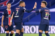 Paris Saint-Germain 4-0 Reims: Neymar and Mbappe on target to take Ligue 1 title race to final day