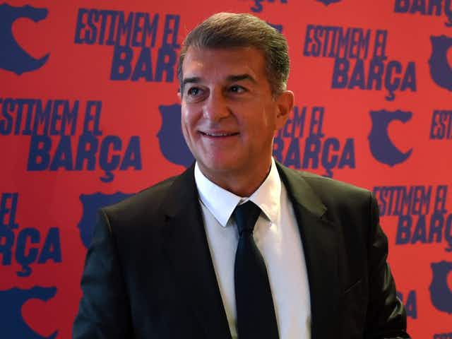 Laporta elected as Barcelona's new president