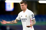 Real Madrid midfielder Kroos in isolation after close contact with positive COVID-19 case