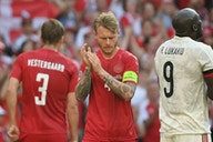 Denmark and Belgium pause Euro 2020 clash to pay Eriksen tribute