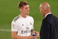 Kroos expects Zidane to be Real Madrid coach next season