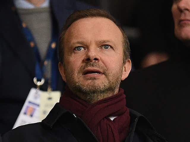 Woodward proud to have served Man Utd as Old Trafford exit is confirmed